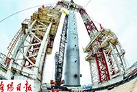 中油一建研制的世界单门吊装能力最大起重机正式投入市场
